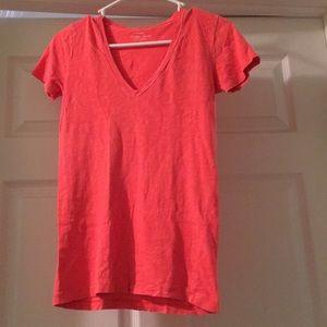 """J. Crew """"vintage cotton"""" t shirt"""